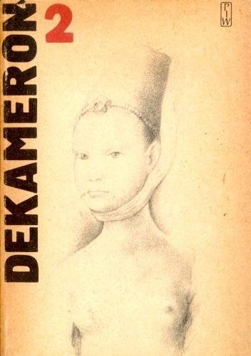 Okładka książki Dekameron. Tom 2