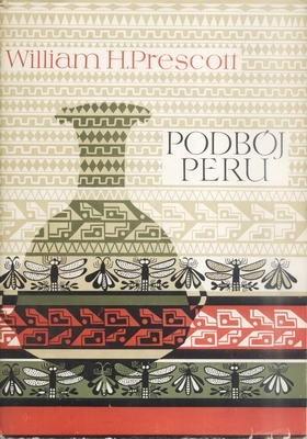 Okładka książki Podbój Peru