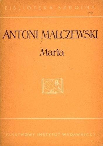 Okładka książki Maria. Powieść ukraińska