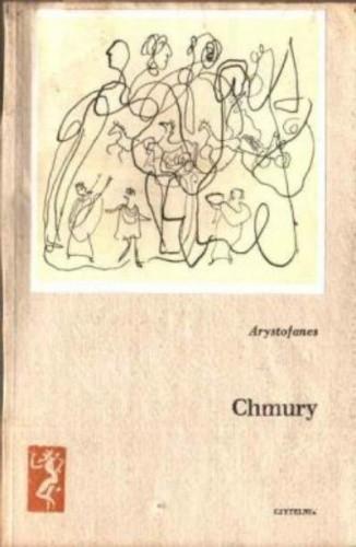 Okładka książki Chmury