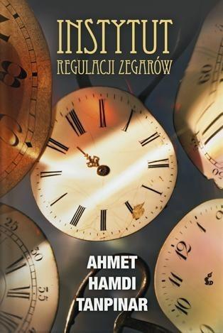 Okładka książki Instytut Regulacji Zegarów