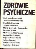 Okładka książki Zdrowie psychiczne