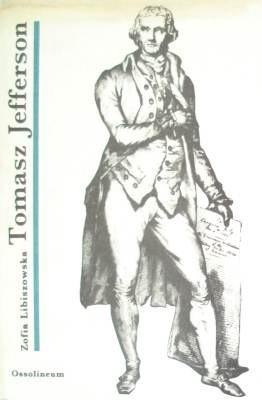 Okładka książki Tomasz Jefferson