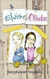 Okładka książki Elvis i Oliwka