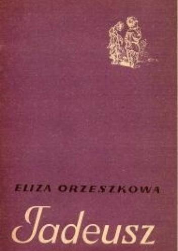 Okładka książki Tadeusz