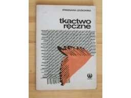 Okładka książki Tkactwo ręczne