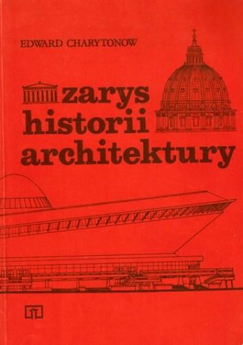 Okładka książki Zarys historii architektury