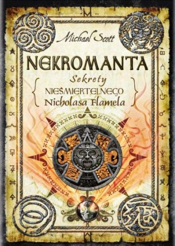 Okładka książki Nekromanta