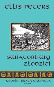 Okładka książki Świątobliwy złodziej