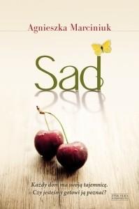 Okładka książki Sad