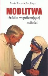 Okładka książki Modlitwa źródło współczującej miłości
