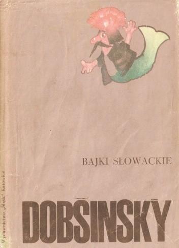Okładka książki Bajki słowackie
