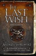 Okładka książki The last wish