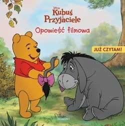 Okładka książki Kubuś i Przyjaciele. Opowieść filmowa