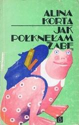 Okładka książki Jak połknęłam żabę