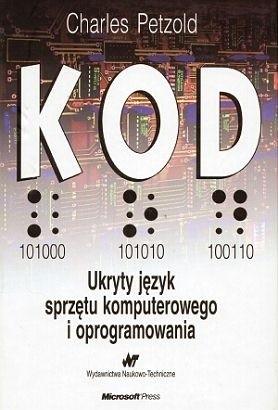 Okładka książki KOD: Ukryty język sprzętu komputerowego i oprogramowania