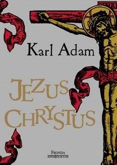 Okładka książki Jezus Chrystus