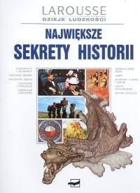 Okładka książki Największe sekrety historii
