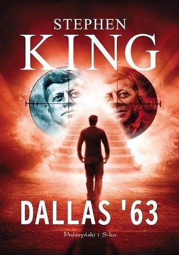 Okładka książki Dallas '63