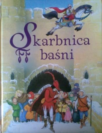Okładka książki Skarbnica baśni