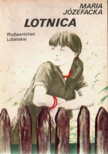 Okładka książki Lotnica