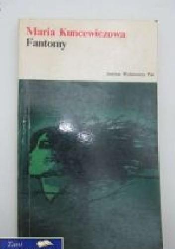Okładka książki Fantomy