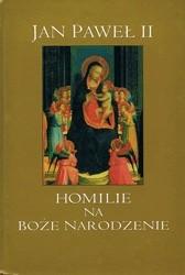 Okładka książki Homilie na Boże Narodzenie