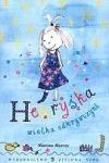 Okładka książki Henryśka wielka odkrywczyni
