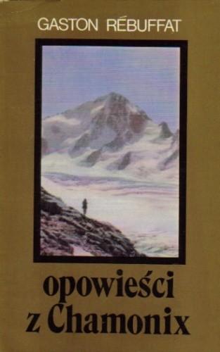 Okładka książki Opowieści z Chamonix