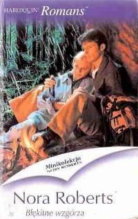 Okładka książki Błękitne wzgórza