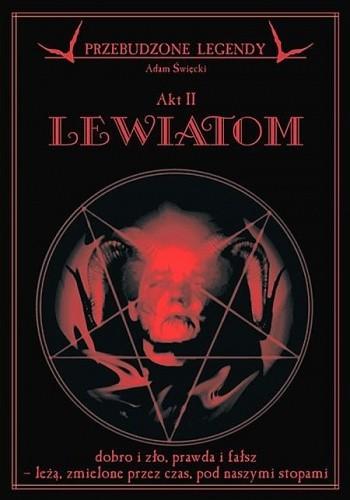 Okładka książki Przebudzone legendy - Akt II - Lewiatom