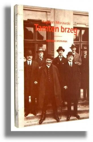 Okładka książki Tamten brzeg. Wspomnienia i szkice