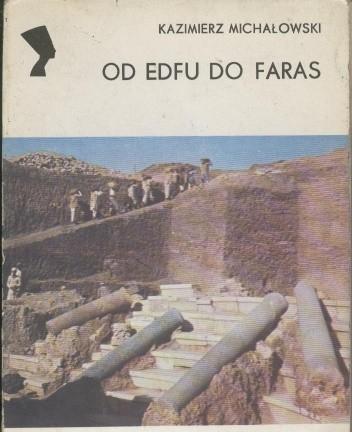 Okładka książki Od Edfu do Faras
