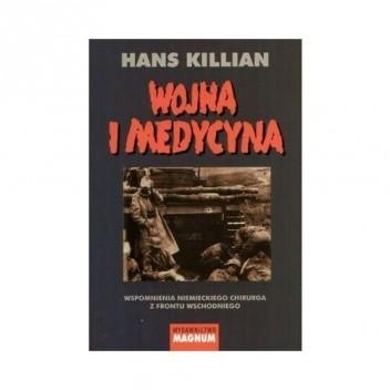 Okładka książki Wojna i Medycyna