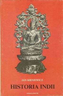Okładka książki Historia Indii