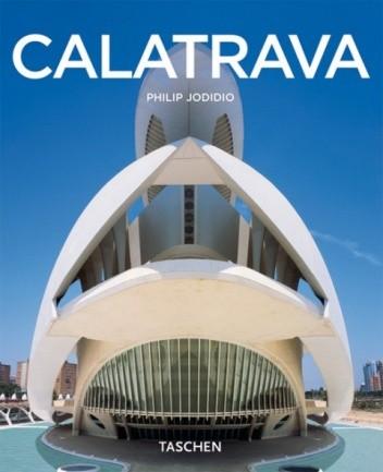 Okładka książki Santiago Calatrava