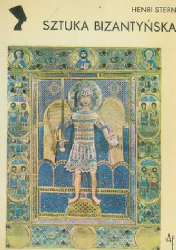 Okładka książki Sztuka bizantyńska