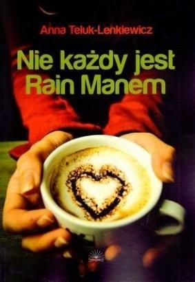 Okładka książki Nie każdy jest Rain Manem
