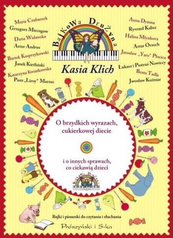 Okładka książki Bajkowa drużyna