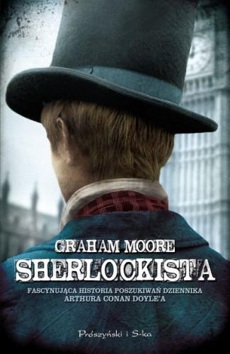 Okładka książki Sherlockista