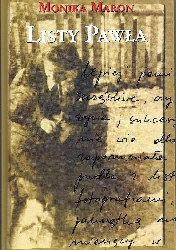Okładka książki Listy Pawła: historia pewnej rodziny