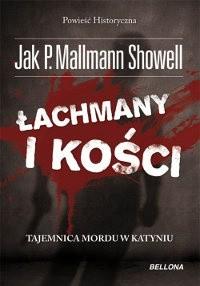 Okładka książki Łachmany i kości. Tajemnica morderstwa