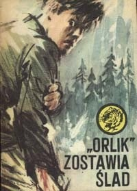 """Okładka książki """"Orlik"""" zostawia ślad"""