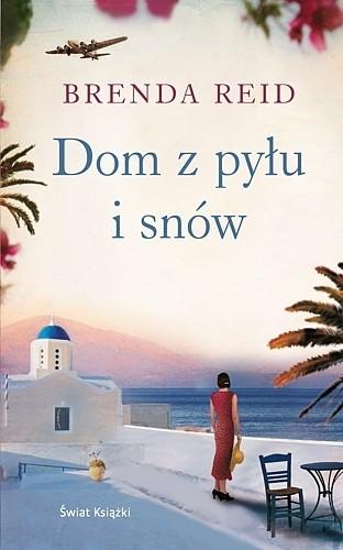 Okładka książki Dom z pyłu i snów