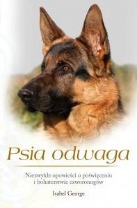 Okładka książki Psia odwaga