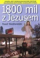 Okładka książki 1800 mil z Jezusem