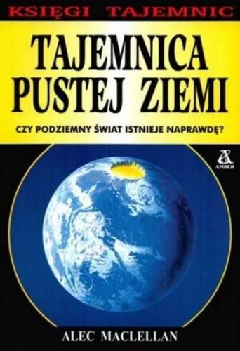 Okładka książki Tajemnica pustej ziemi
