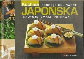 Okładka książki Kuchnia japońska