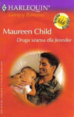 Okładka książki Druga szansa dla Jennifer