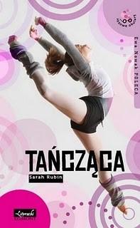 Okładka książki Tańcząca
